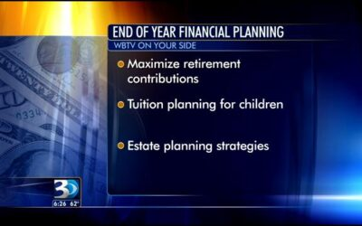 Financial Planning End of the Year Financial Checkup 2014 – WBTV 3 News