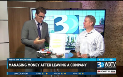 Managing Money After Leaving A Company