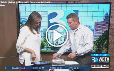 Charitable Giving, Gifting With Financial Advisor Jud Gee